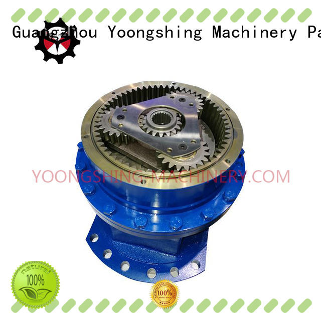 Yoongshing Machinery Parts rigorous design swing gear factory direct supply for construction machine