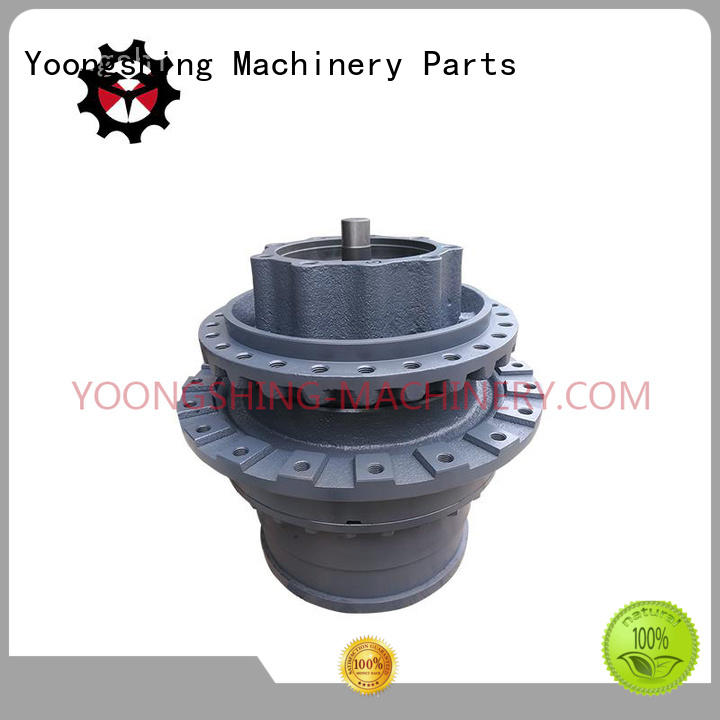 Yoongshing Machinery Parts reduction gearbox supplier for vehicle