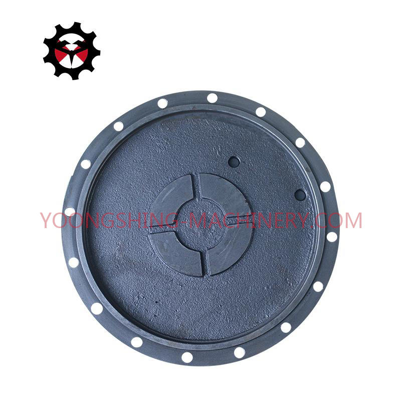 Travel motor/ Travel device reduction gear box cover HD700-5,HD700-7