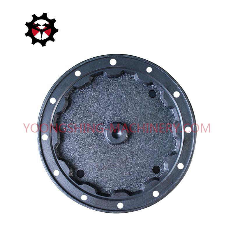 Travel motor  device cover EX200-5