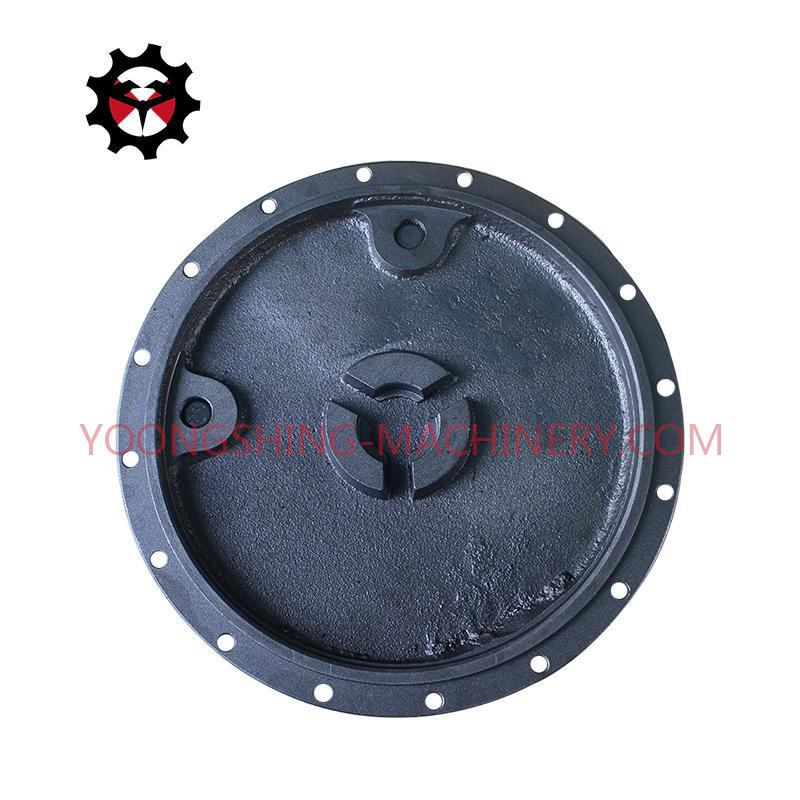 Travel motor/ Travel device cover E312