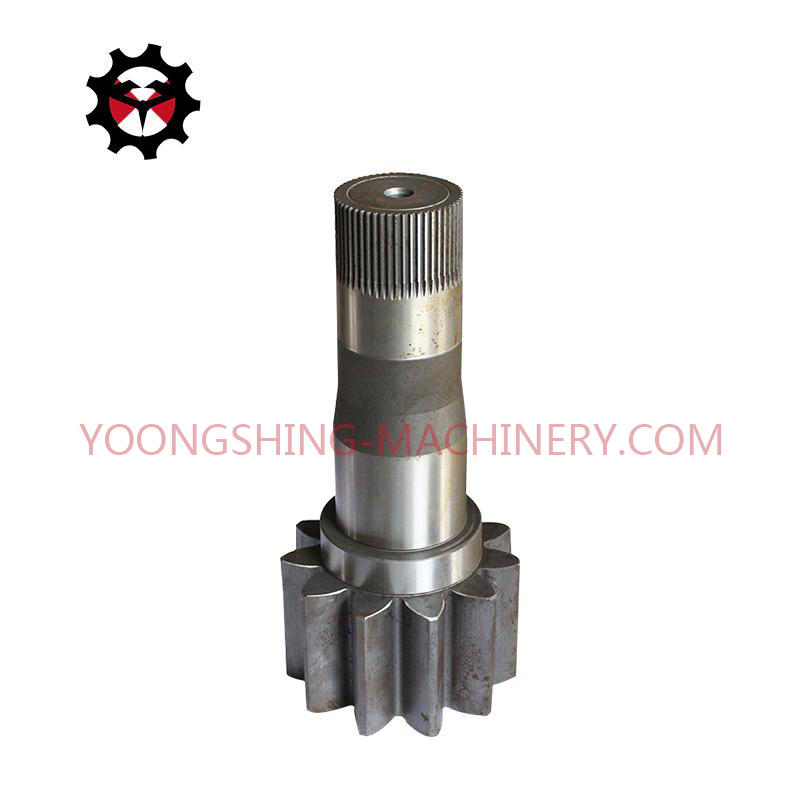swing motor gear shaft PC220-7