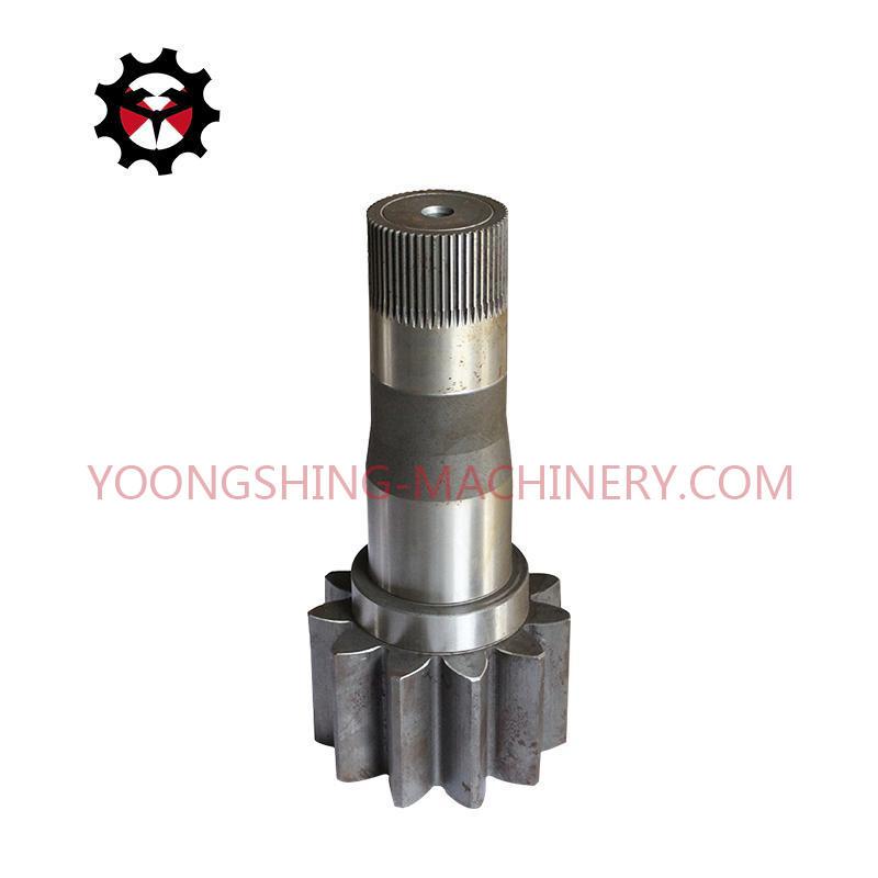 swing motor gear shaft PC220-7