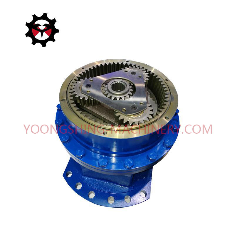 swing motor device final drive reduction gear box PC200-7