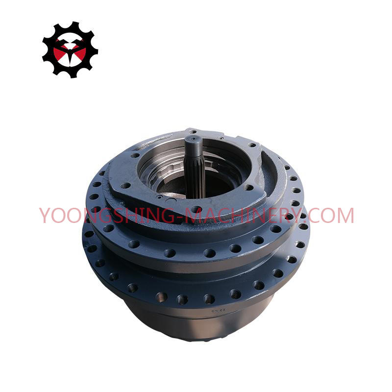 Travel motor/ Travel device final drive reduction gear box R375