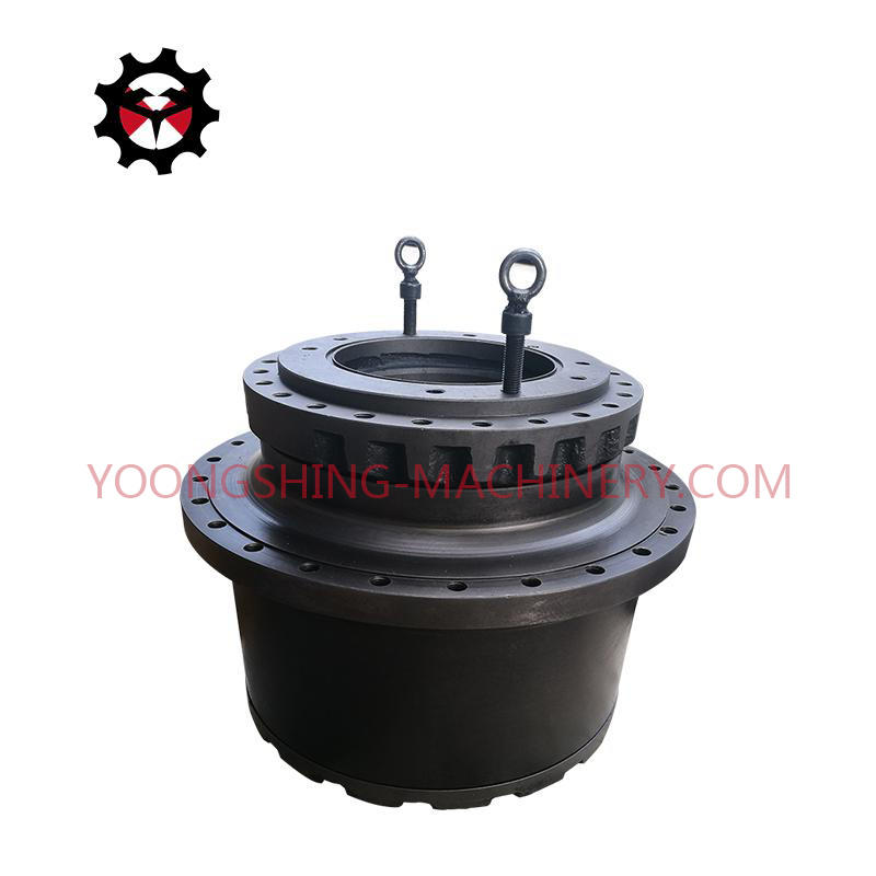 Travel motor/ Travel device final drive reduction gear box PC400-7