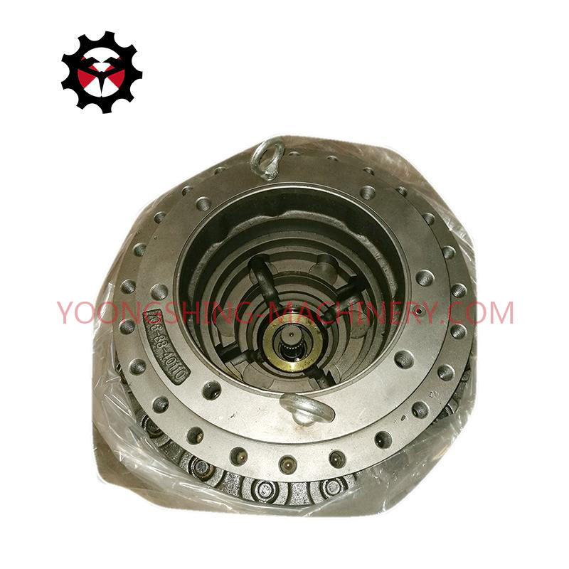 Travel motor/ Travel device final drive reduction gear box PC400-6