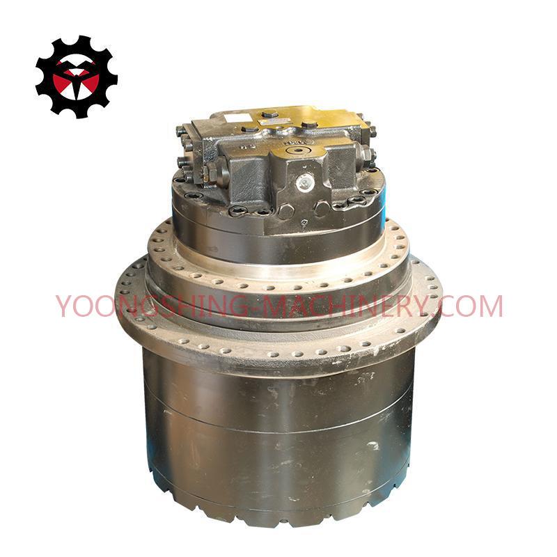 Travel motor/ Travel device TM40