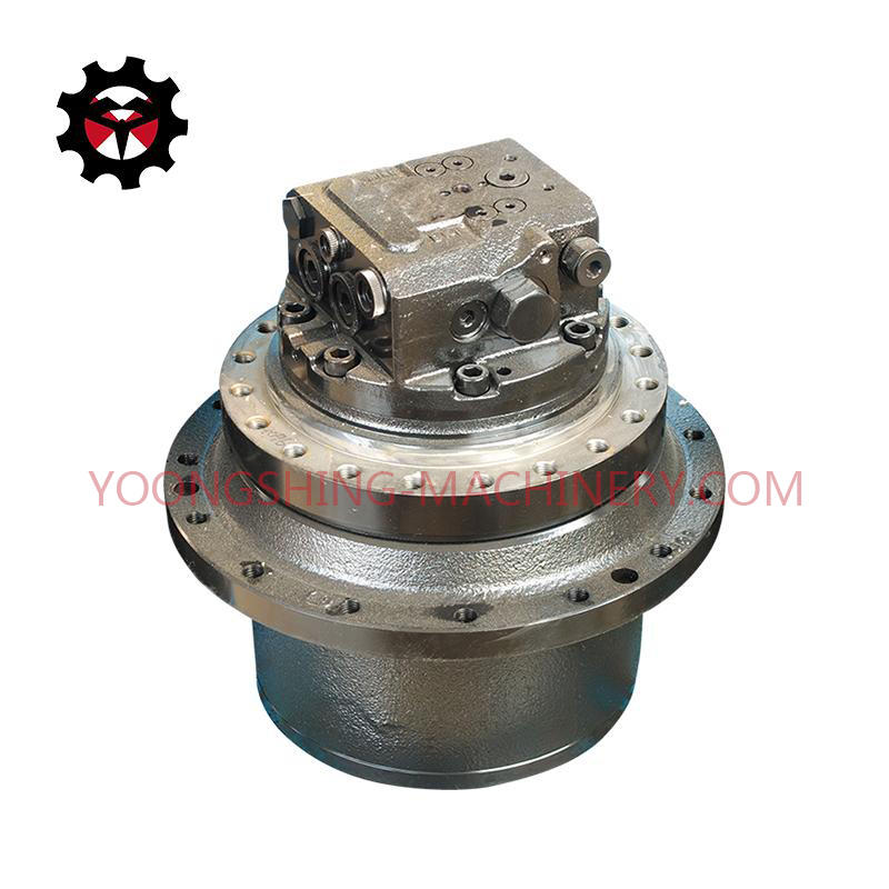 travel motor device final drive reduction gear box TM18