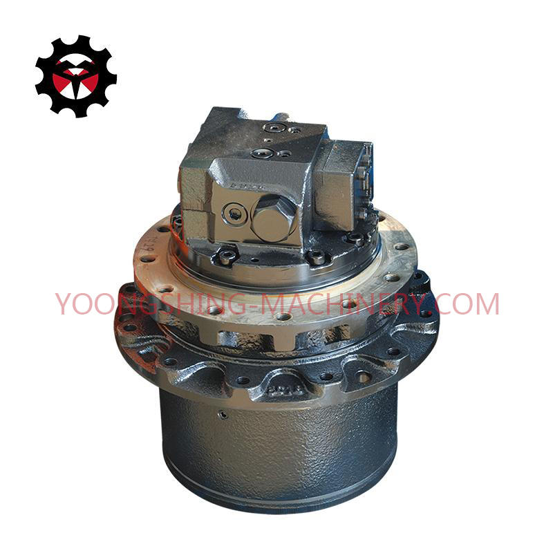 travel motor device final drive reduction gear box TM09