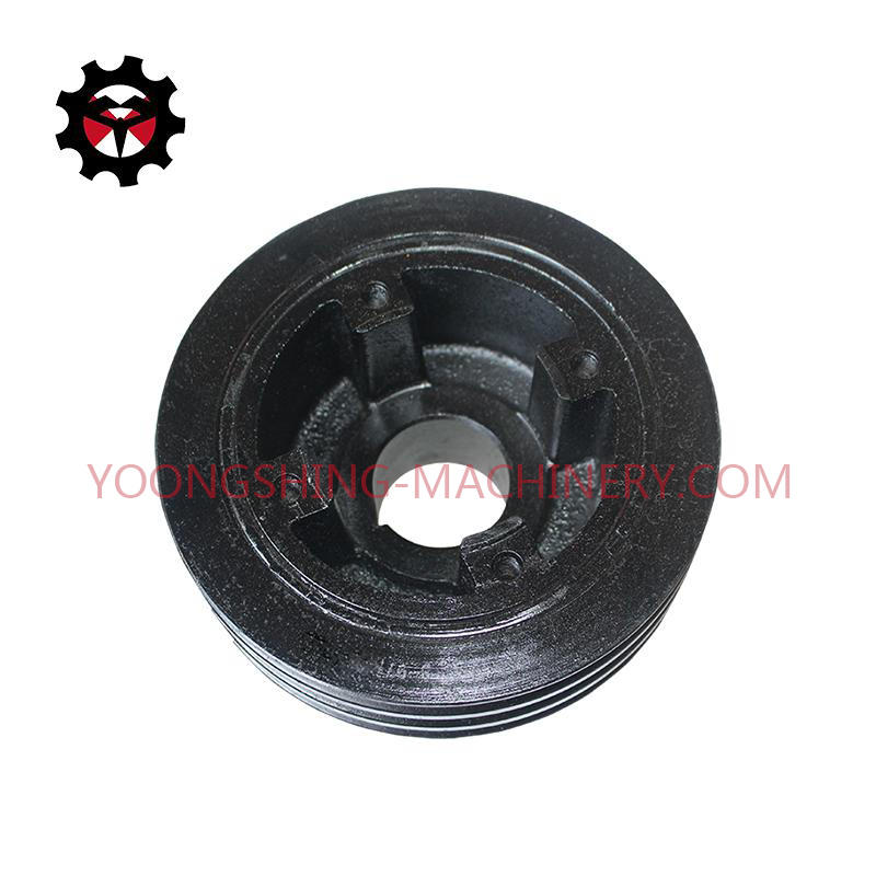 crankshaft belt pulley 4BD1