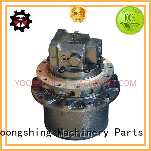 Yoongshing Machinery Parts hydraulic motor factory direct supply for car