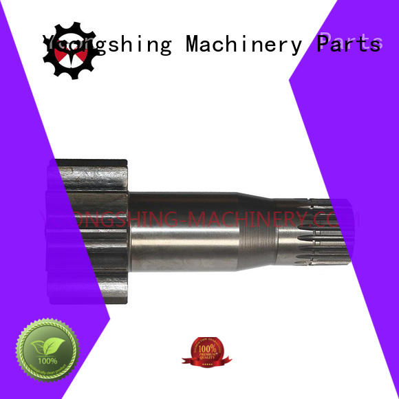 Yoongshing Machinery Parts reliable pinion shaft design for vehicle