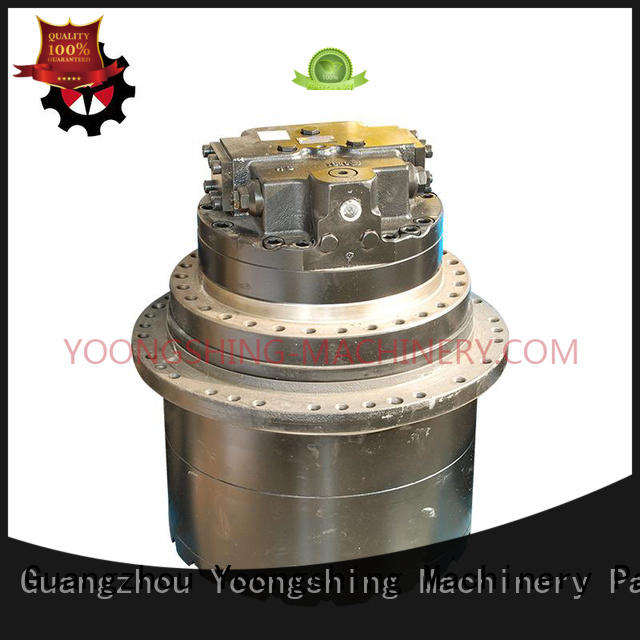 Yoongshing Machinery Parts hydraulic motor series for vehicle
