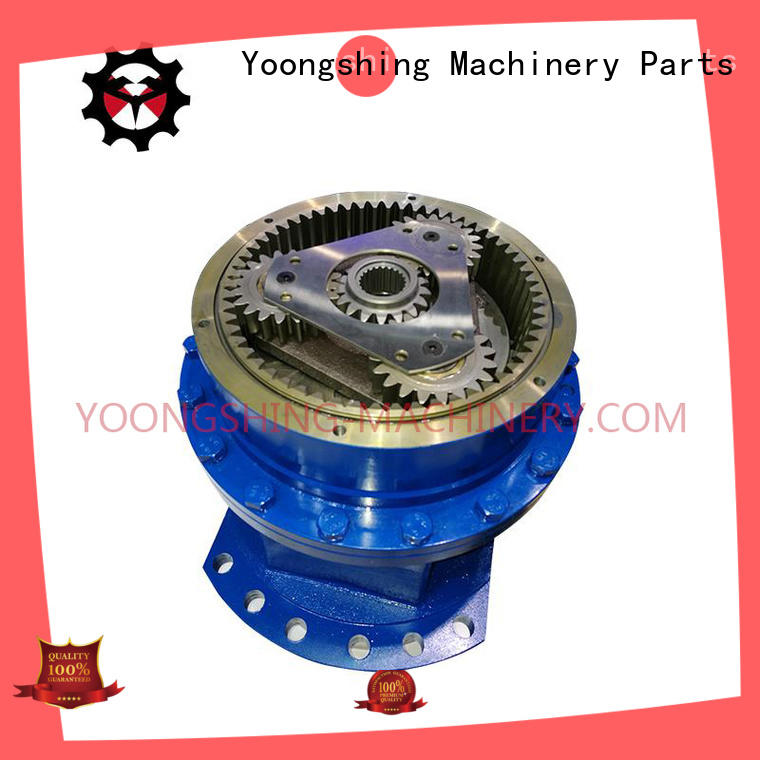 Yoongshing Machinery Parts swing gear supplier for construction machine