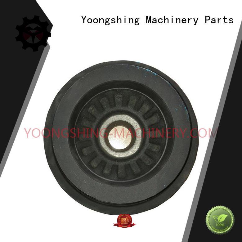Yoongshing Machinery Parts popular crankshaft pulley series for car