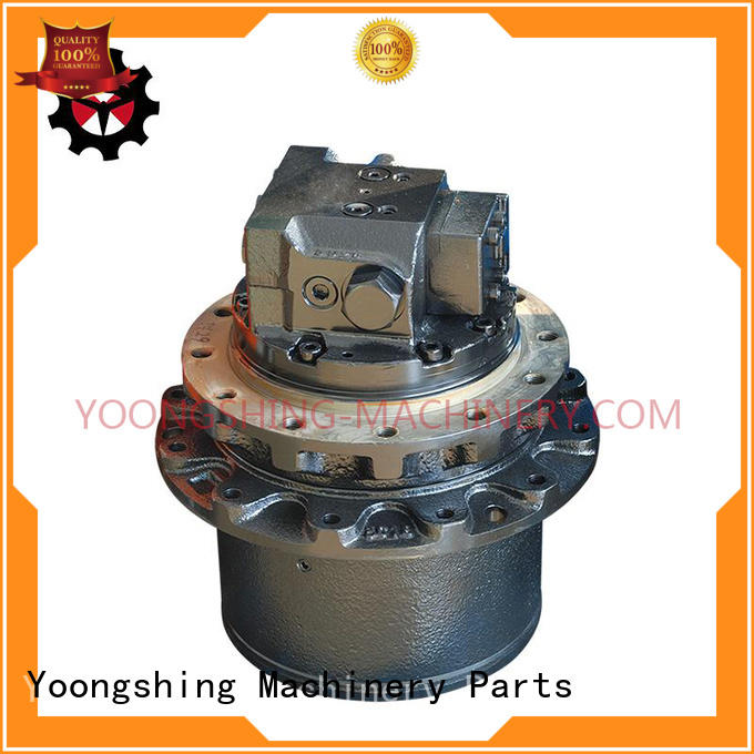 Yoongshing Machinery Parts gear reduction motor series for car