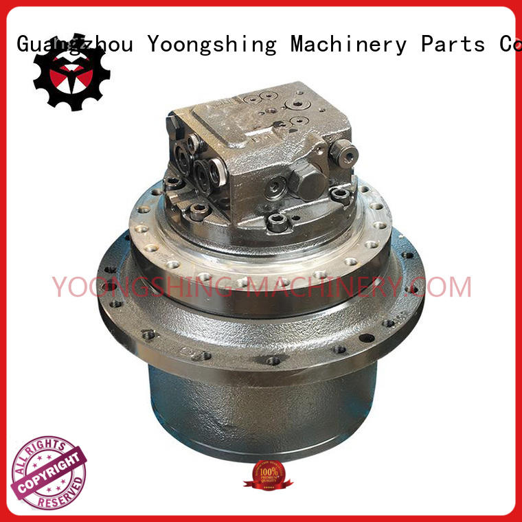 Yoongshing Machinery Parts cost-effective hydraulic motor manufacturer for car