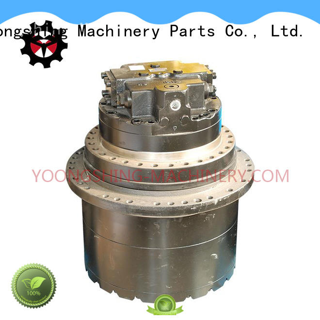Yoongshing Machinery Parts tm09 hydraulic motor factory direct supply for vehicle