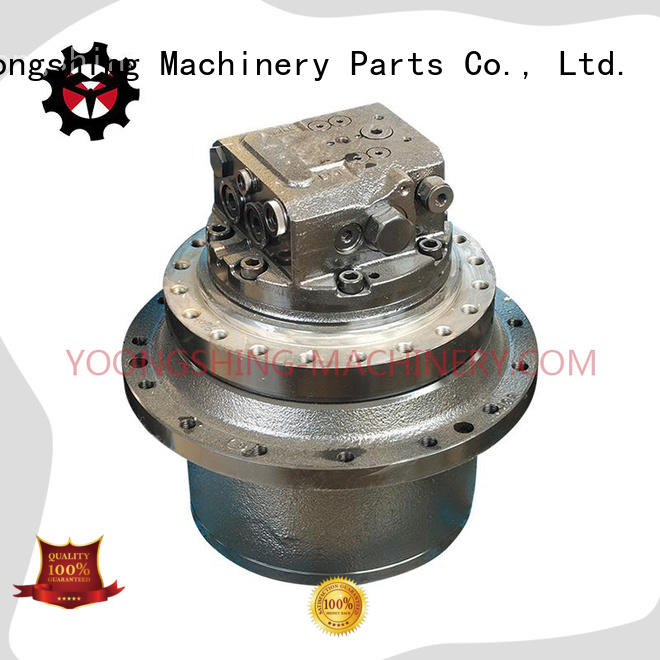Yoongshing Machinery Parts gear reduction motor wholesale for car