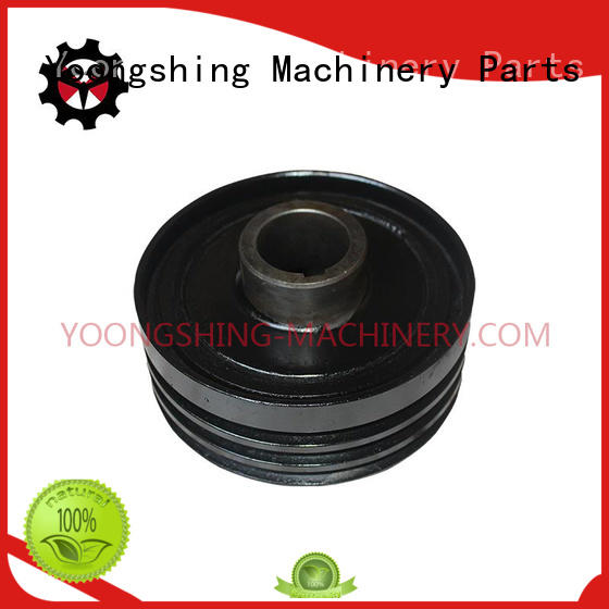 Yoongshing Machinery Parts crankshaft pulley wholesale for vehicle