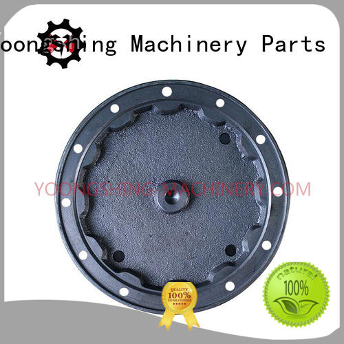 professional gearbox cover series for construction machine