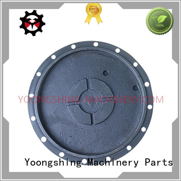 excellent gearbox cover series for travel motor