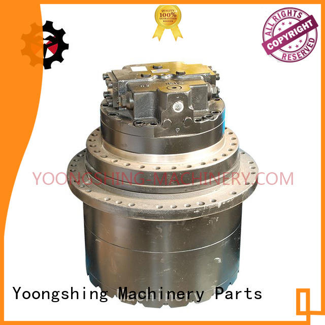 Yoongshing Machinery Parts hydraulic motor series for truck