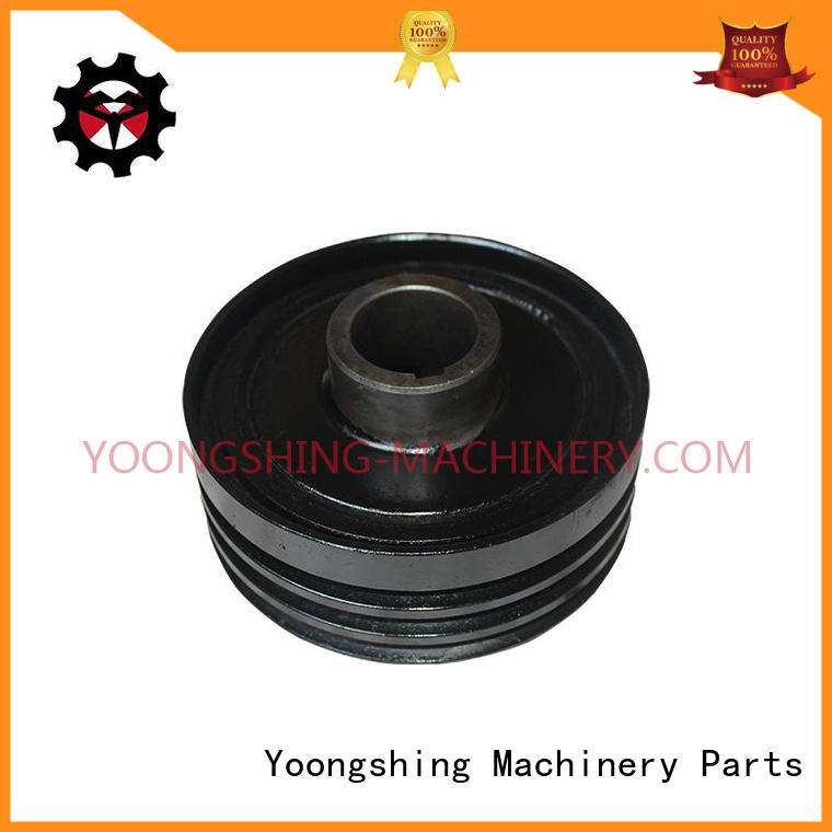 Yoongshing Machinery Parts crankshaft pulley supplier for truck