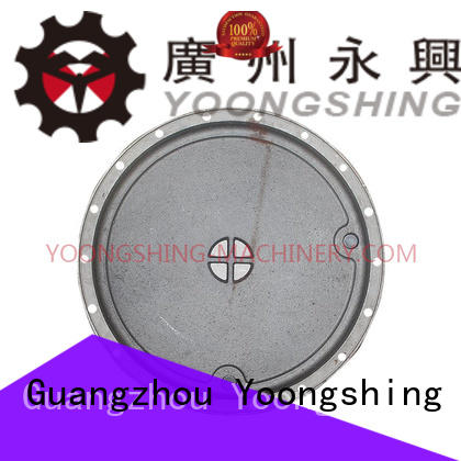 Yoongshing Machinery Parts hot selling gearbox cover supplier for travel motor