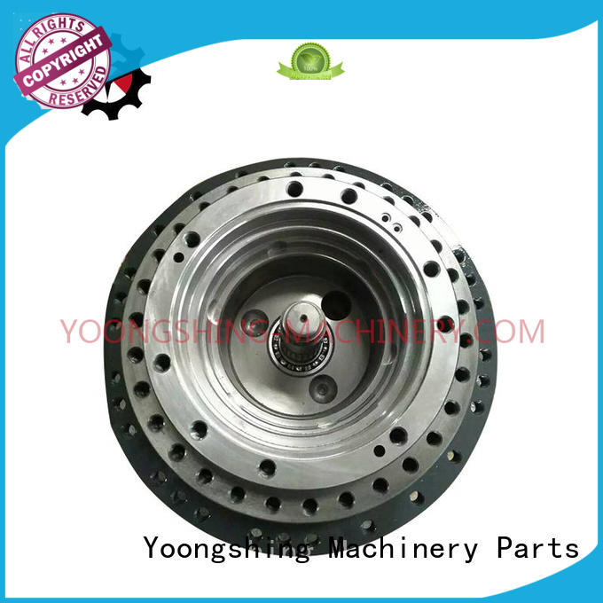 Yoongshing Machinery Parts hot selling reduction gearbox for electric motor supplier for vehicle