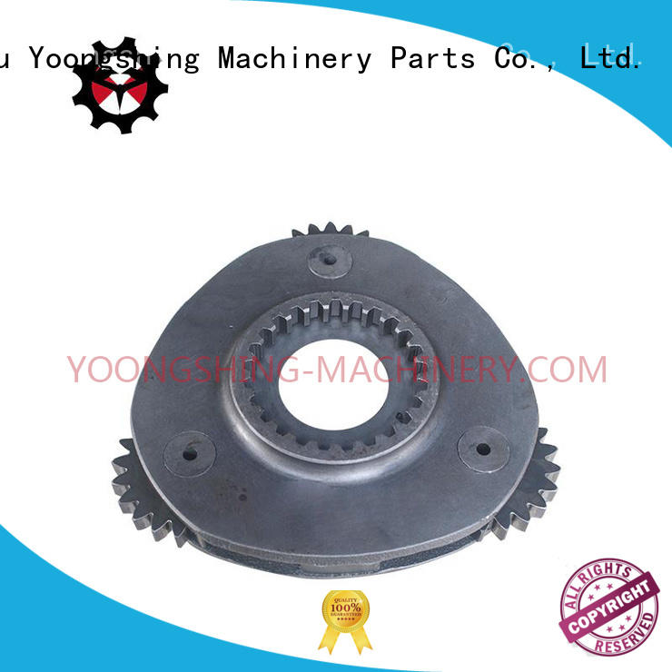 Yoongshing Machinery Parts planetary gear 21T gearbox parts manufacturer for vehicle