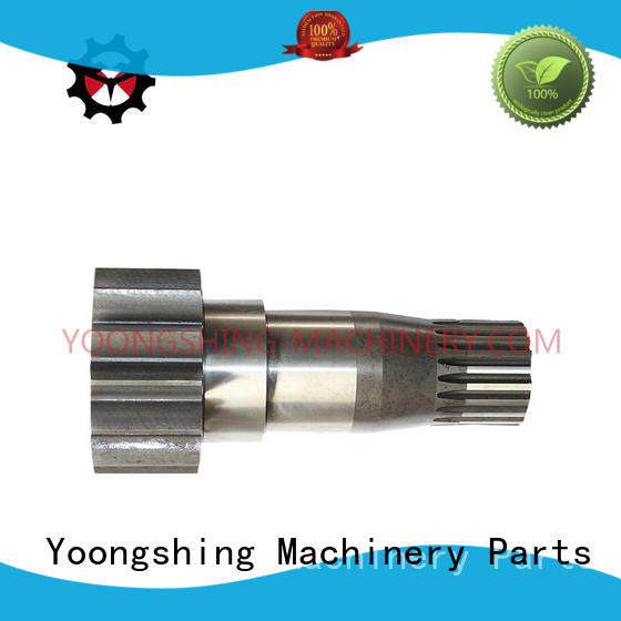 Yoongshing Machinery Parts top quality spline shaft series for construction machine